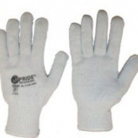 pride cotton knitweist gloves
